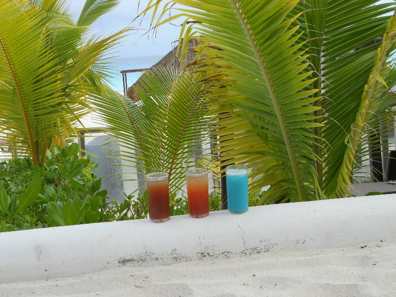 Cocktails at Real Resorts