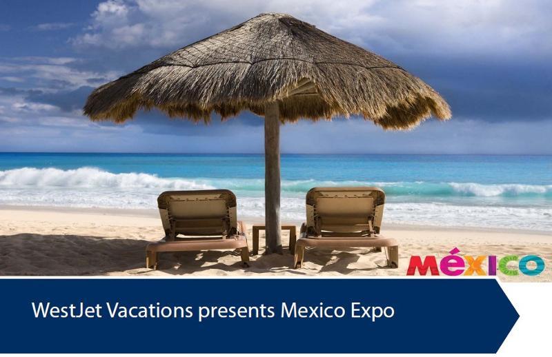 Westjet Mexico Expo 1