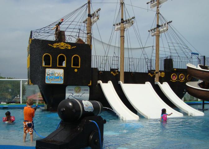 OKI Splash Ship