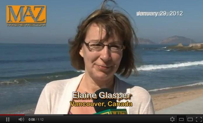 Testimonial Elaine