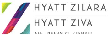 Hyatt  Zilara Ziva logo