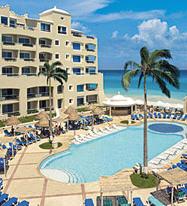 Gran Caribe Real pool pic