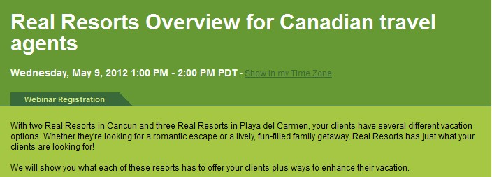 Real Webinar Invite