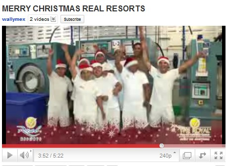 Real Christmas Video