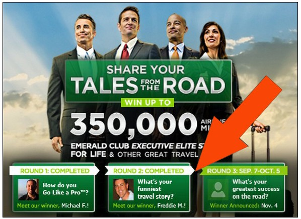 National Car Rental Contest