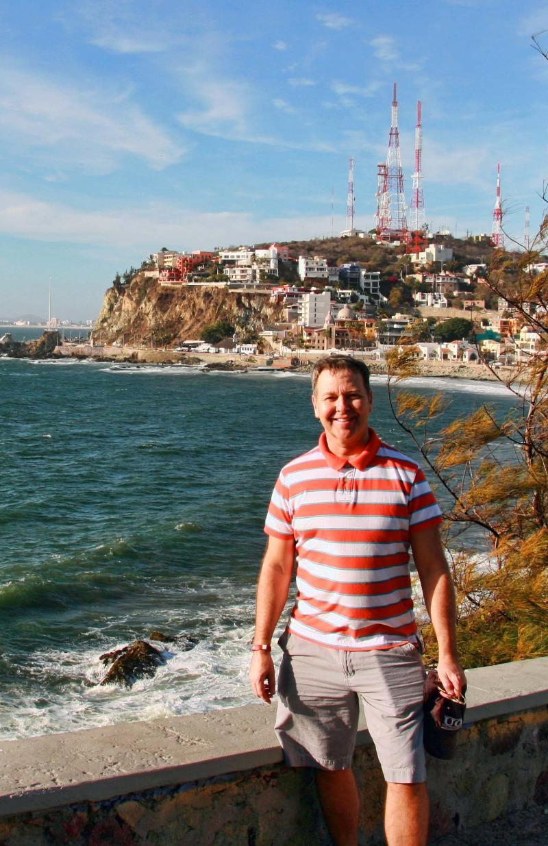 Dave in Mazatlan