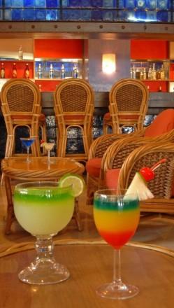 Canto del Sol cocktails