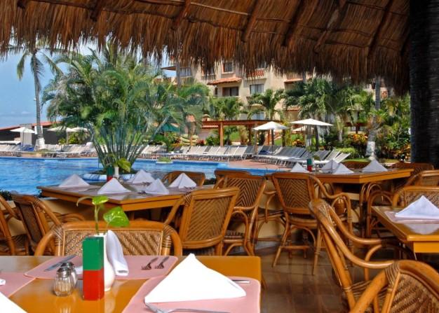 Canto del Sol restaurant