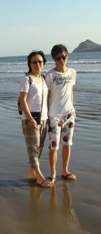 Mei Li and Son