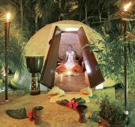 Mayan Spa Ritual Photo