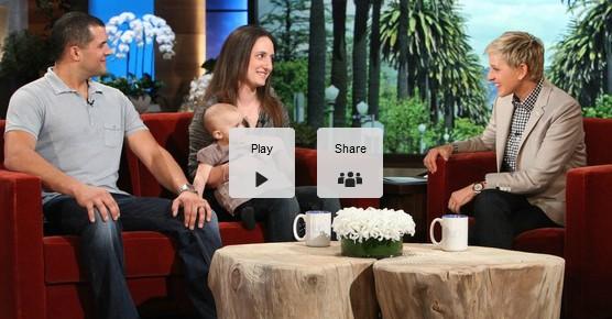 Ellen Show Clip