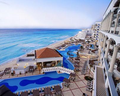 THE ROYAL Cancun view photo