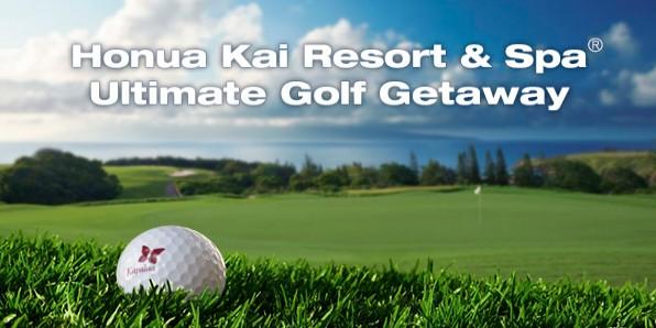 HK Golf Getaway