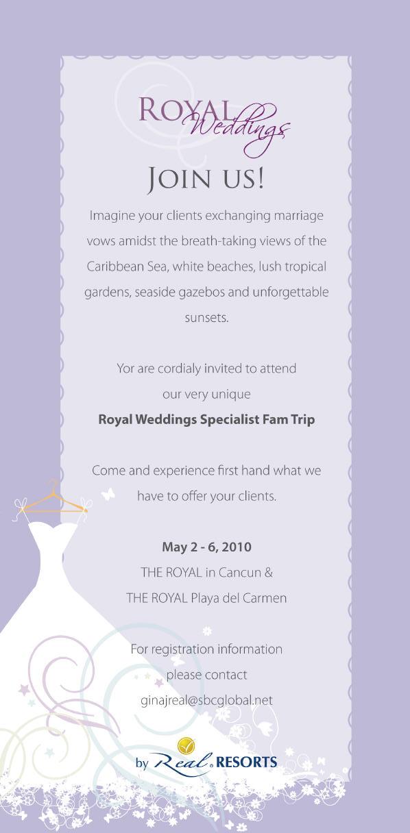 Real Wedding Fam