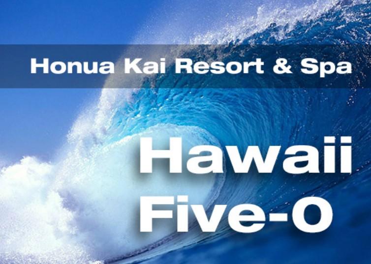 Hawaii Five-O promo