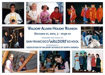 Bay Waldorf Reunion Dec 2012