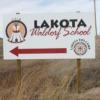 Lakota signpost