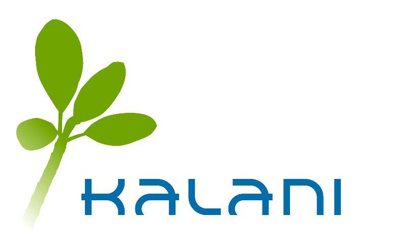kalani new logo