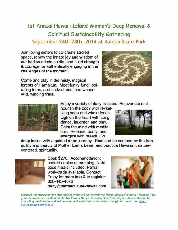 Sanctuary Farm Big Island Hawaii