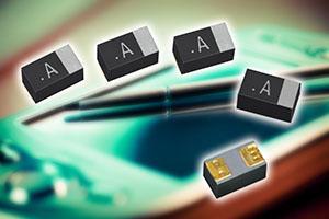 AVX Reduces the ESR of its F38 Series Miniature Polymer Tantalum Capacitors