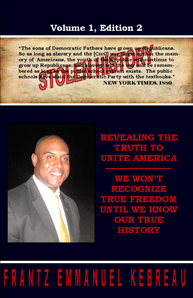 Stolen History Cover