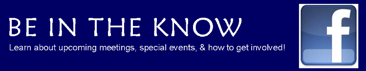 Be In The Know Banner