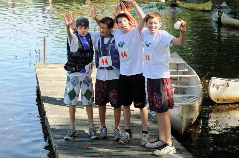 Challenge 2011 boys