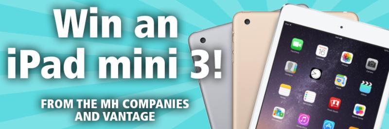 Win an iPad mini 3!