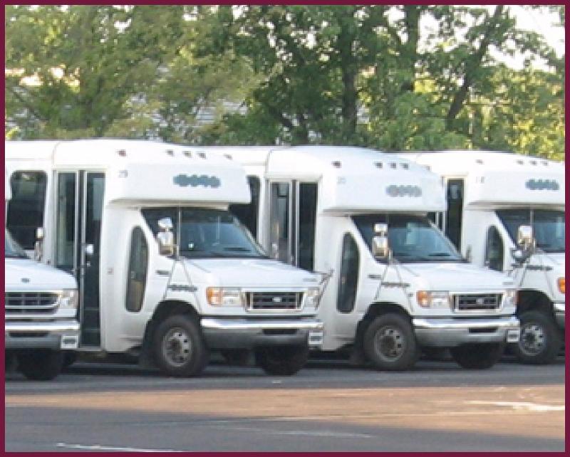 Vans for senior citizens