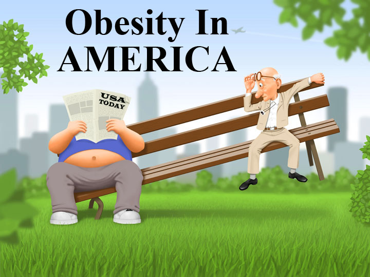 thesis about obesity in america