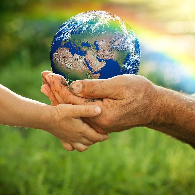 Passing On A Better World