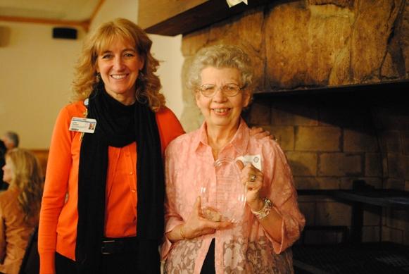 Harriet Kamp St. E award 2013