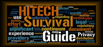 HITECH Survival Guide Wordle