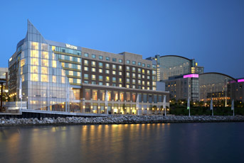 Westin Hotel, National Harbor, MD