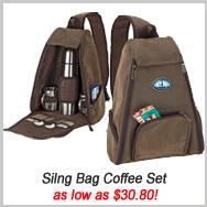 Sling Bag Coffee Set 2