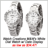 M&W's Watches