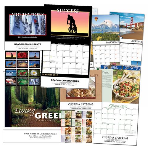 2012 Calendars