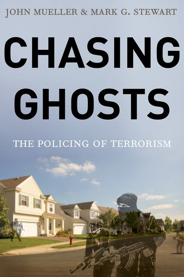 Chasing Ghosts book cover