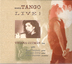 Tango CD cover