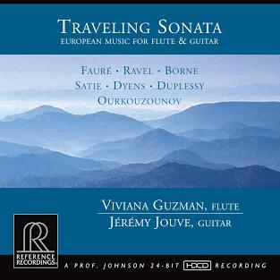 Traveling CD
