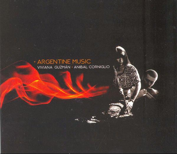 Argentine Music CD Cover