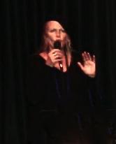 Greta                                     singing