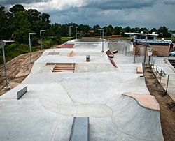 Williams Farm Skate Park