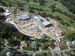 Bow Creek Aerial