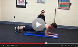 Plank Video