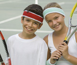 Junior Tennis Players