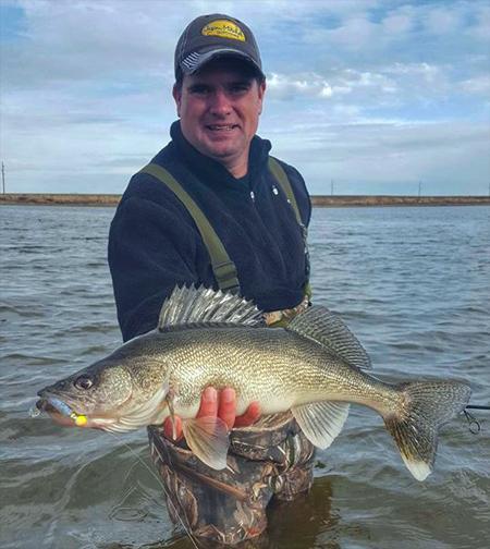 Pre spawn teener kavajecz s planer boards 3 ways for for Best shore fishing in wisconsin