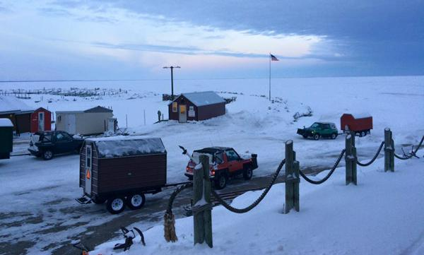 Giants of the week pike hernia ice fishing status report for Devils lake nd ice fishing