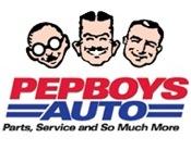Pep Boys Auto Logo