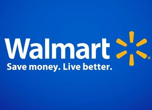 Walmart Blue Logo